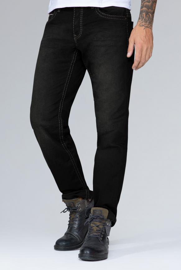 Comfort Fit Jeans CO:NO black used