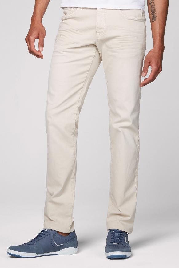 Jeans DA:VD im Five-Pocket-Style summer beige