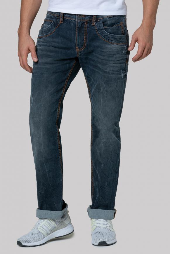 Regular Fit Jeans RU:SL im Vintage Style authentic used