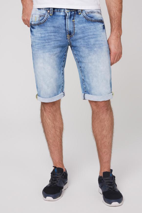 Skater Shorts RO:BI im Vintage Look jogg random blue