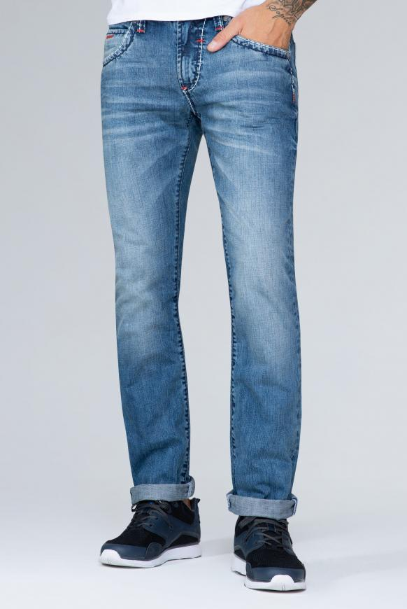 Stone Used Jeans NI:CO Regular Fit stone used