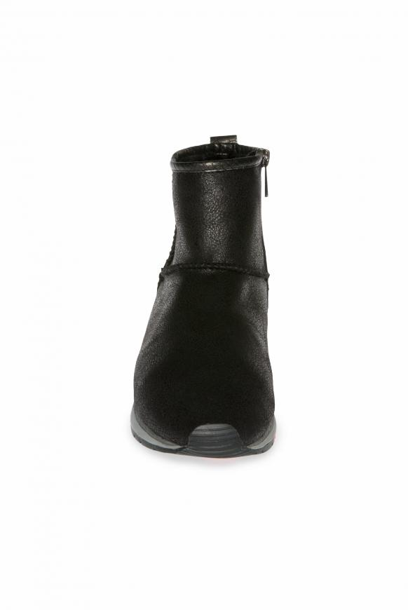 Bootie Double Face dusty black