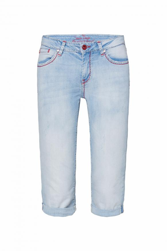 Jeans Bermuda RO:MY im Sunny Bleached Look sunny bleached
